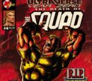 Ultraverse Year Zero: The Death of the Squad Vol 1