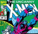 Uncanny X-Men Vol 1 286