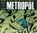 Ted McKeever's Metropol Vol 1 3