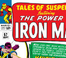 Tales of Suspense Vol 1 57