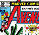 Avengers Vol 1 209