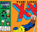 Uncanny X-Men Vol 1 215