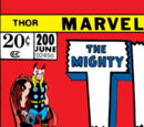 Thor Vol 1 200