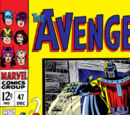 Avengers Vol 1 47