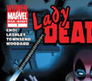 Lady Deadpool Vol 1 1