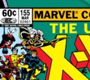 Uncanny X-Men Vol 1 155