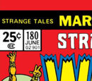 Strange Tales Vol 1 180