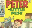 Peter the Little Pest Vol 1 1