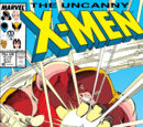 Uncanny X-Men Vol 1 217