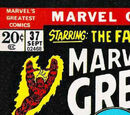Marvel's Greatest Comics Vol 1 37