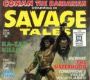 Savage Tales Vol 1 1