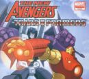 New Avengers Transformers Vol 1 3