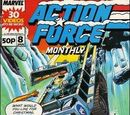 Action Force Monthly Vol 1 8