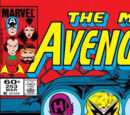 Avengers Vol 1 253