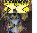 Mutant X Annual Vol 1 2001