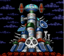 Wily Tower (Mega Man: The Wily Wars)
