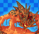 Lava Demon