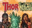 Thor &amp; Hercules: Encyclopaedia Mythologica Vol 1 1