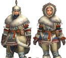 MHFU: Low Rank Blademaster Armors