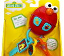 Elmo Light-Up Key Set