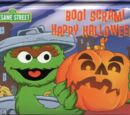 Boo! Scram! Happy Halloween!