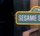 Sesame Street closing signs