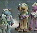 Fraggle walk-arounds