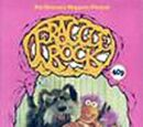 Fraggle Rock Colouring Book