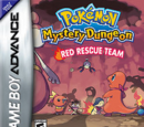 Pokmon Mystery Dungeon: Red Rescue Team and Blue Rescue Team