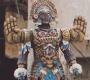 Cosmic Kenp Master Pachacamac XII