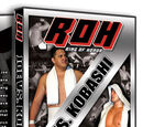 ROH Joe vs. Kobashi