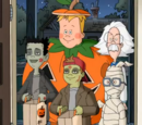 A Recess Halloween
