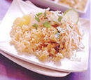 Burmese-style Rice Salad