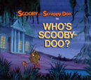 Who's Scooby-Doo?