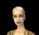 Sims who love hot pink (fanon)
