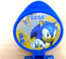 Sonic Skateboard