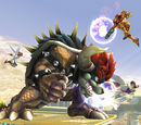 Giga Bowser (Final Smash)
