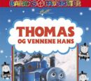Thomas Celebrates Christmas (Norwegian VHS/DVD)