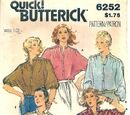 Butterick 6252