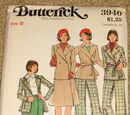 Butterick 3946 A
