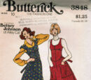 Butterick 3848