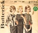 Butterick 2775