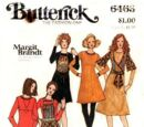 Butterick 6463 A