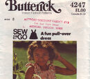 Butterick 4247 B