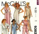 McCall's 9382 A