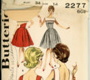 Butterick 2277