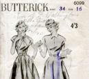 Butterick 6099 A