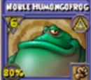 Noble Humongofrog Item Card