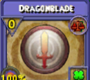 Dragonblade Item Card