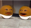Annoying Orange: Talking Twin Baby Oranges